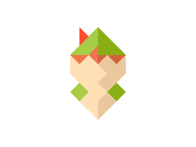 Never Growing Up neverland peter pan sketch dailies illustration geometric minimalism triangle disney