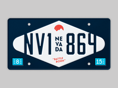 State Plates Project: Nevada