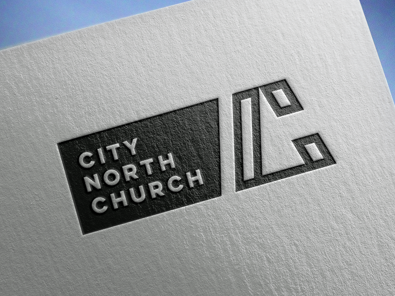City North Church Logo ben stafford direction urban compass c mark logo church city north