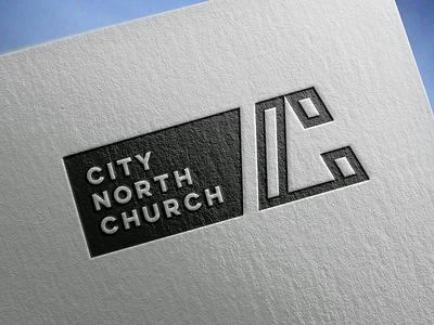 City North Church Logo ben stafford direction urban compass c mark logo church city north