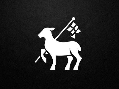 HTL Logo sheep logo lamb of god lamb jesus flag paschal lamb agnus dei