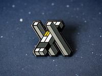 TARS Enamel Pin - Limited Sale