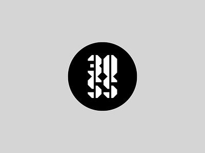 30 Second Soundtracks Logo ben stafford custom lettering stencil type logo cinematic music soundtrack storytelling instagram instacast podcast