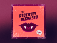 The Recently Deceased - Album Cover