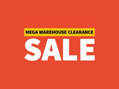 Clearance Sale Logo