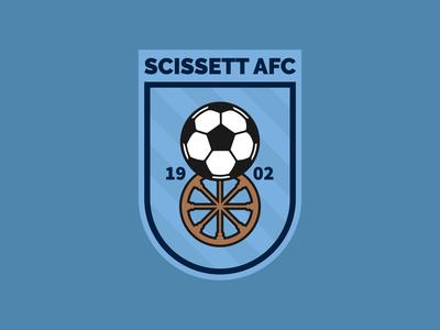 Scissett AFC Logo
