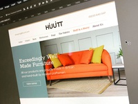 Huutt Website