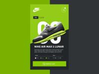 Nike - Air max lunar