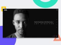 Portfolio of Nkosana Mongali