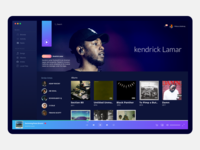 Music app idea