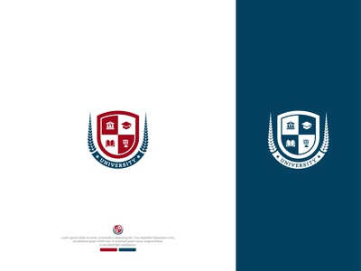 UNIVERSITY LOGO university logo design school logo university university logo design logo design creative logo design logo branding logo design branding graphic design