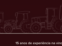 Agriculture Machinery Illustration