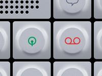 OP-1 Buttons