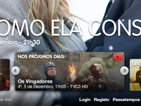 TVCine Highlights redesign