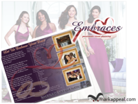 Tri-fold Brochure for Embraces by Wendy