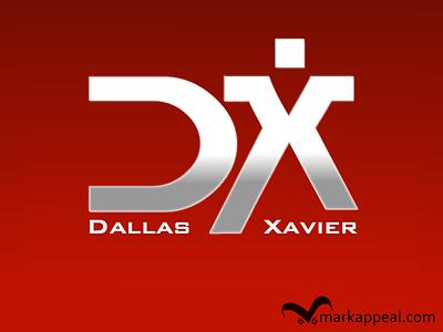 Logo Design for Dallas Xavier logo corporate identity marketing