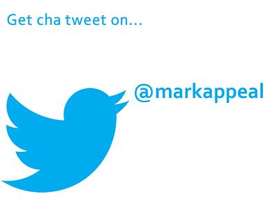 Stalk Mark on Twitter social media twitter markappeal
