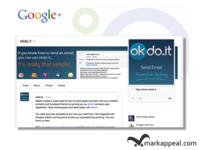 okdo.it Google+ Branding