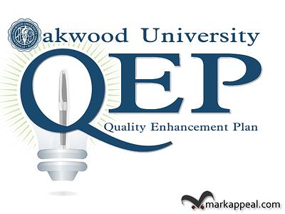 Logo Concept for Oakwood University QEP logo design marketing