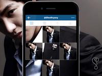 Instagrammy for Iryany Clothing Company