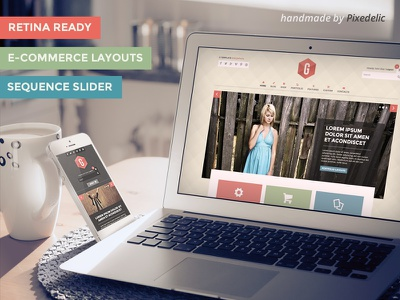 Themeforest Banner Detail theme wordpress html5 css3 banner themeforest