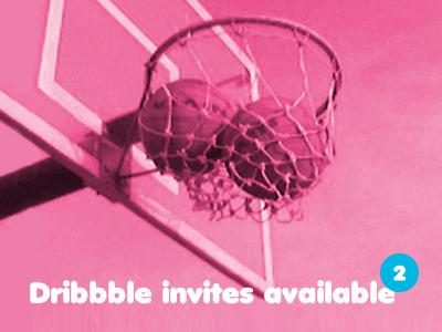 [GIVEAWAY] 2 Dribbble invites dribbble invites invitations invite giveaway