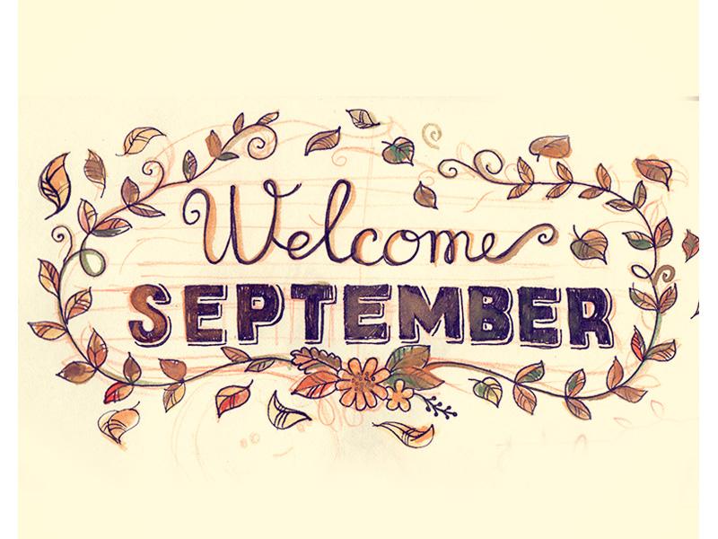 Image result for welcome september