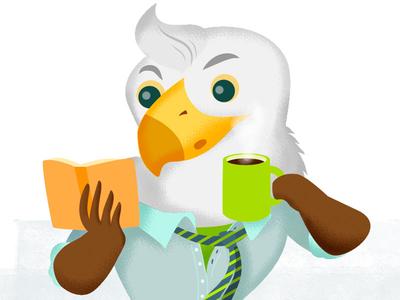 Eagle Mascotte - Looking  for feedbacks