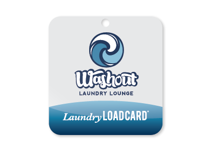 LaundryLOADCARD Front