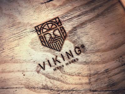Engraved Wood Mock Up