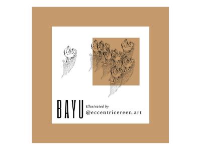48 batik illustration design