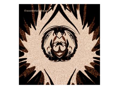54 illustration batik design