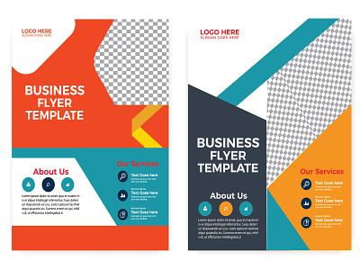 brochure design a4 template,  Vector illustration set bundle print templates graphic design