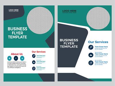 flyer, brochure design a4 template, set print design templates. graphic design