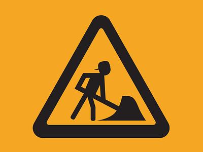 Pro Tip Icon illustration construction icon skateboarding