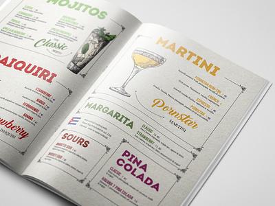 Casino de Cuba | Motion | Illustration | Layout | Editorial restaurant logo social media design motion graphics motion editorial design mexican restaurant menu design illustration design branding and identity cocktails