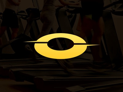 Optimum Fitness Logo logo o fitness exercise personal trainer