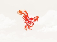 Pheonix Aerial Photography aerial photography camera bird fire logo