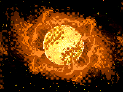 Space Pixels Experiment