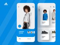 Adidas iPhone App