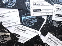 InCahoots Business Cards