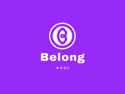 Belong logo design | B letter logo minimal o p q r s t u v w x y z a b c d e f g h i j k l m n abstract symbol b letter logo b letter b logo letter logo lettermark creative app icon design logo branding logo design