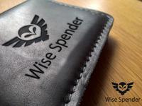 Wise Spender Free Wallet Psd Mockup