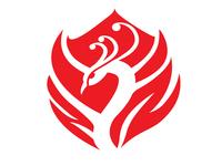 Phonenix Logo Design 14
