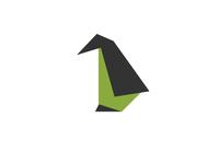 Penguin origami design