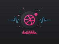 1 free dribbble invite draft dark visualdesign neumorphism dribbble invite giveaway dribbble invites dribbble invitation free invite dribbble invite invite dribbble