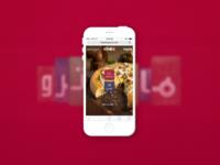 Maestro Pizza mobile online ordering e-commerce pizza multi-language accessibility arabic responsive website ui ux