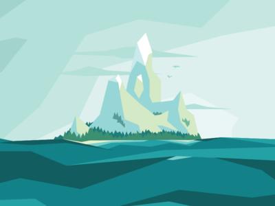 Mountain series #04