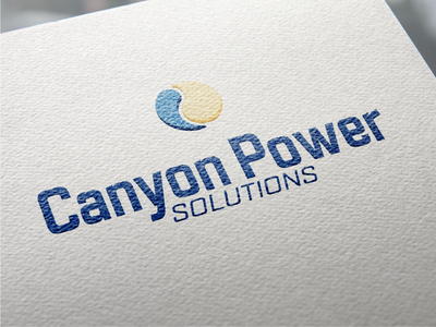 Canyon Power Logo