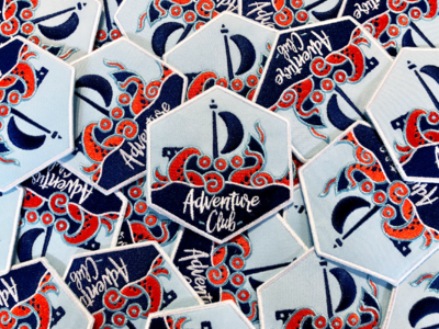 Argo Adventure Club Patch